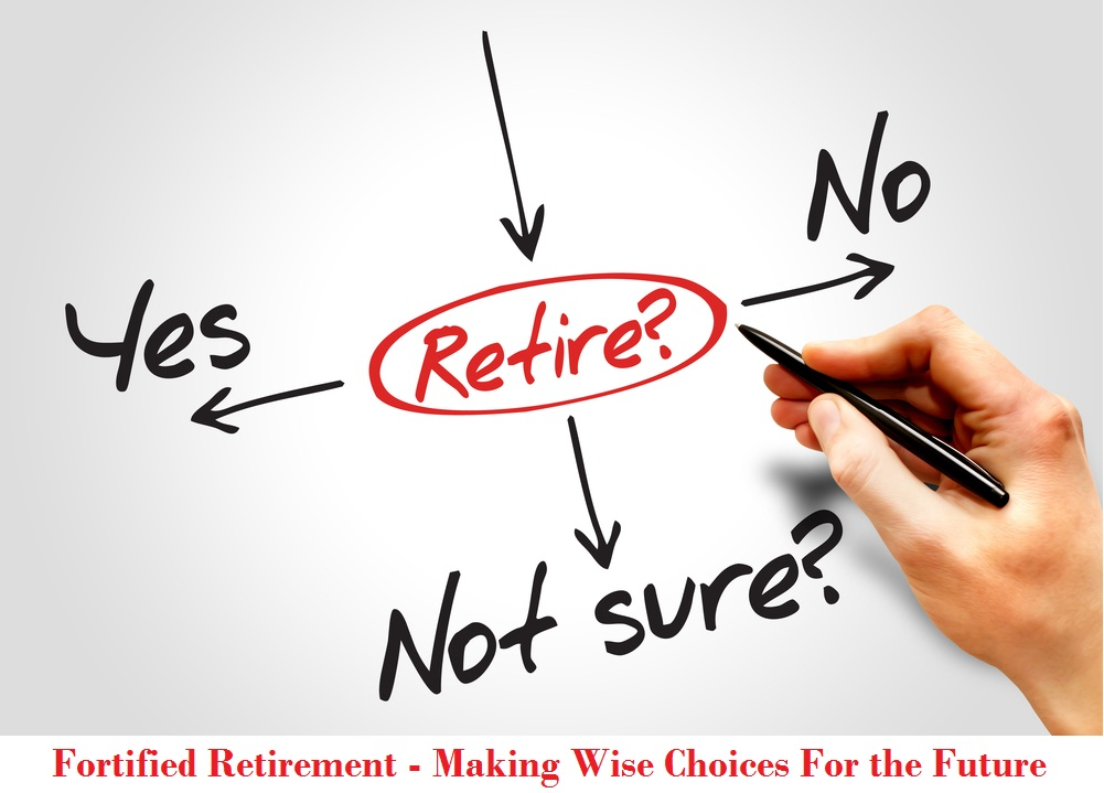 Fortified Retirement – Making Wise Choices For the Future