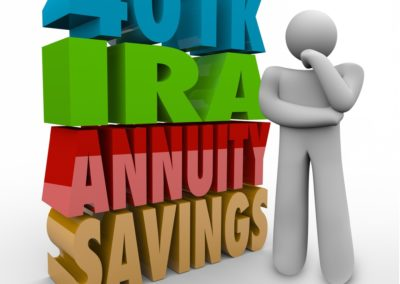 How can you benefit by rolling over 401(k) into IRA?