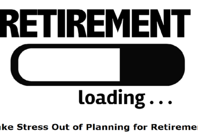 Take Stress Out of Planning for Retirement